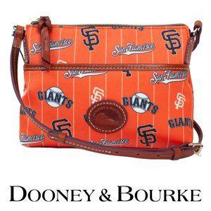 Dooney & Bourke Ginger SF GIANTS Crossbody Bag